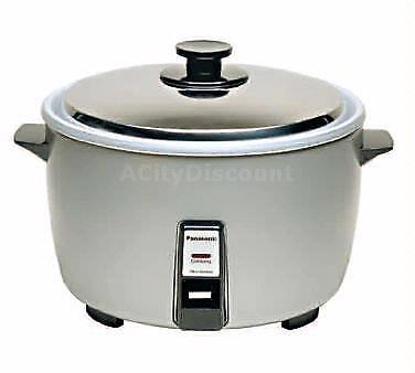 Panasonic Sr-42hzp Electric 23 Cup Rice Cooker Commercial W Auto Shut-off