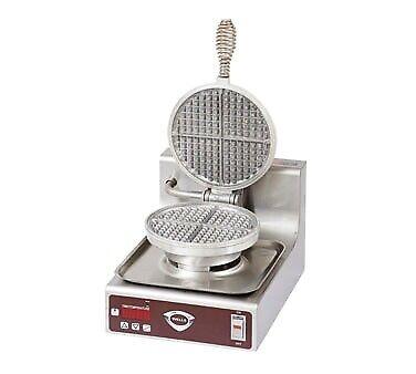 Wells WB-1E Waffle Maker / Baker