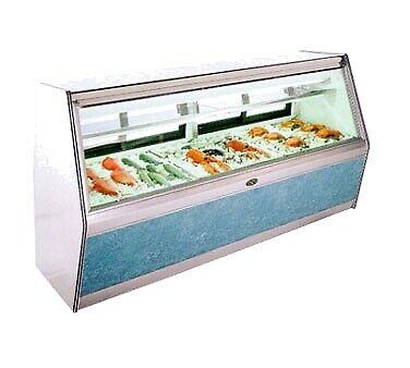 Marcrefrig Mfc-12r 142 Deli Seafood Poultry Display Case