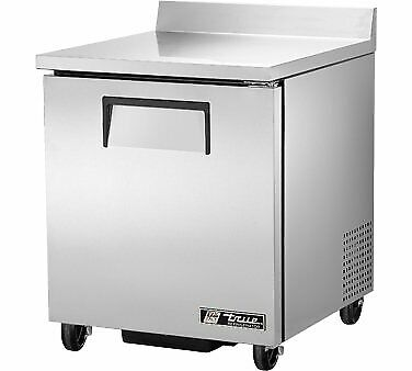 True Twt-27-hc 27 Work Top Refrigerated Counter