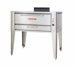 Blodgett Pizza Deck Oven