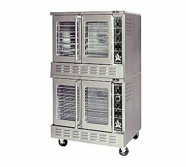 American Range Msde-2 Electric Convection Oven