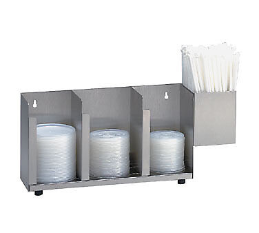 (Dispense-Rite Lid/Cup Organizer adjustable - CTLD-15A)