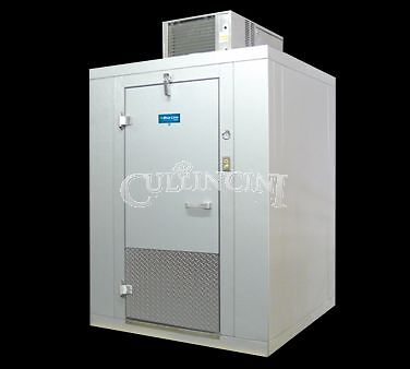 Arctic Industries Walk In Cooler 6x8 Self Contained With Floor - Bl68-cf-sc