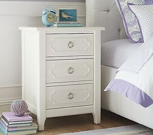 Matching Pottery Barn Bedside Tables