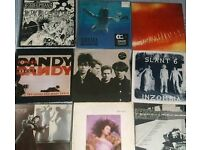 Joblot Indy Vinyl Punk Nirvana Cure Jesus&Mary Chain Kate Bush