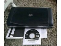 HP officejet H470 W BT wireless rechargeable portable printer**Reduced to sell**