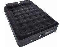 Trespass Double Premuim Raised Airbed.