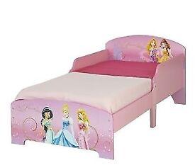 Disney Princess Bed and Mattress set