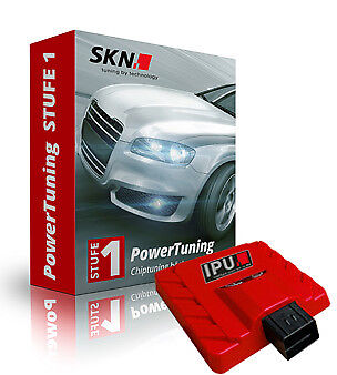 Chiptuning BOX Mercedes CL 500 (320kW/435PS) +44PS +92Nm |16