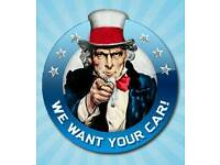 Cars wanted any condition