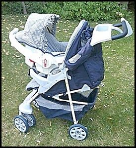Evenflo Stroller with Seat