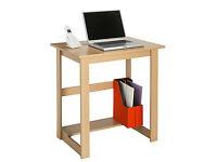 Office Desk - Beech Effect
