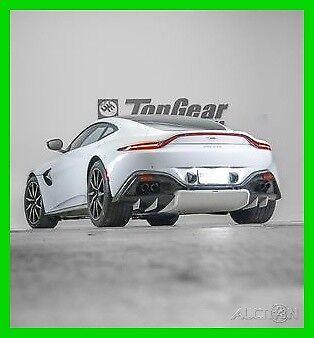 2019 Aston Martin Vantage  2019 Aston Martin Vantage MSRP $188,500+ Rare Stratus White