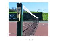 3 Match play tennis nets