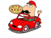 Self Employed Pizza Delivery Driver Required Weekends