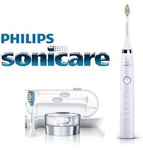 NEW PHILIPS SONICARE TOOTHBRUSH Philips Sonicare DiamondClean Power Toothbrush - White 103774247