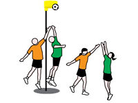 Korfball at Crewe parkrun - come and try something new!