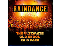 Raindance - The Ultimate Old Skool 6 Pack CD Set
