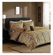 Cheetah Comforter