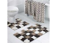 Extra Thick Bathmat Set