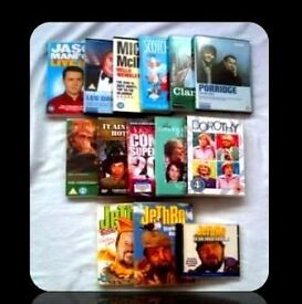 COMEDY DVDS - 17 ITEMS - FOR SALE