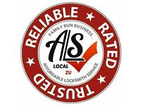 A.L.S. Locksmith - A Trusted Trader - UPVC lock repair specialist