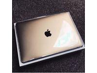 "MacBook 12"" GOLD GOOD CONDITION!!"