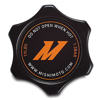 Mishimoto 1.3 Bar High Pressure Radiator Cap - Small