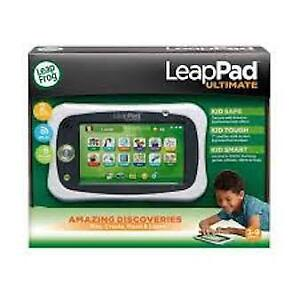 Wanted: Donations of Leappads, Vtech Educational Tablets