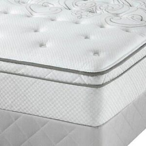 $2300 new blow out @ $450 sealy Posturepedic bed