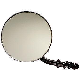 Harley Davidson Short Stem Black Mirrors Ebay