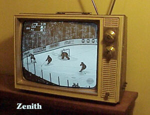 Want to buy  1960's - or early 70's TV sets