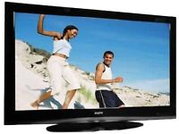 "Sanyo CE42FH08-B 42"" Full HD 1080p LCD TV with Base and Wall Mount included"