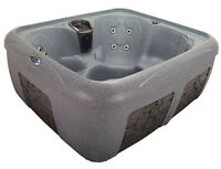 Portable, Plug in Hot Tub for Sale - We ship direct - Warranty!
