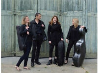 String quartet for weddings and events