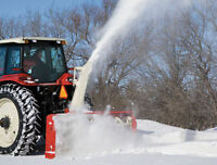 Snow removal for the 2016 - 2017 season