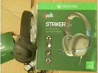 Polk Gaming headset for Xbox one