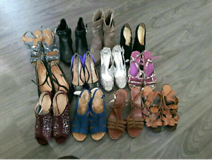 (Reduced)Women's size 6 shoes.
