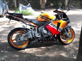 2004 cbr 600rr