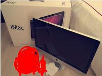 """Faulty Apple iMac aluminium 27"""" computer"""