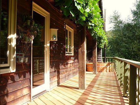 Ardennen afgelegen chalet sauna zonnebank wifi for Chalets te koop ardennen particulier