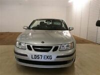 Saab 9-3 VECTOR ANNIV 1.8T-Finance Available to People on Benefits and Poor Credit Histories-