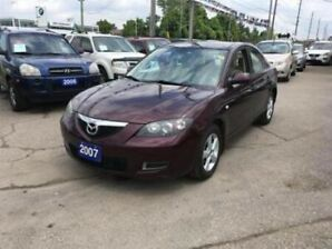 Vary low km Mazda3 for Sale with 112000 km
