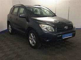 Toyota RAV4 XT3 - Finance Available to People on Benefits and Poor Credit Histories-