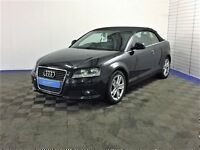 Audi A3 SPORT TFSI-Finance Available to People on Benefits and Poor Credit Histories-