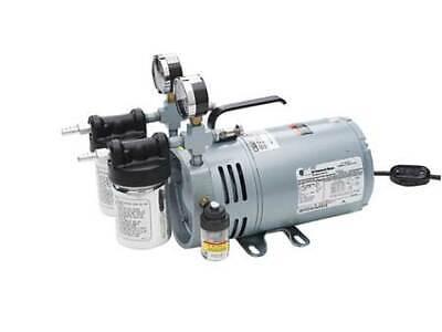 Gast 0523-v4-g588ndx Vacuum Pumprotary Vane14 Hp26 In Hg