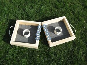 Washer Toss, Cornhole, Block Tower - Backyard Games Cambridge Kitchener Area image 1