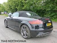 2013 Audi TT Black Edition Roadster 2.0 TDI 170 Roadster Quattro Damaged Salvage