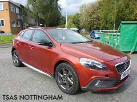 2014 Volvo V40 1.6 D2 115 Bhp Manual Cross Country Lux Damaged Repaired CAT D